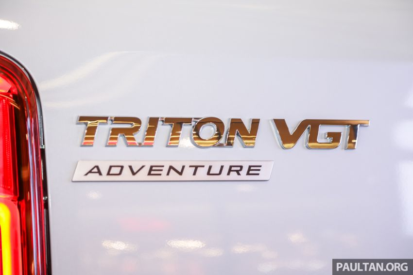 2019 Mitsubishi Triton launched – Dynamic Shield face, 2.4L MIVEC and 6-speed for all, from RM100k Image #917610