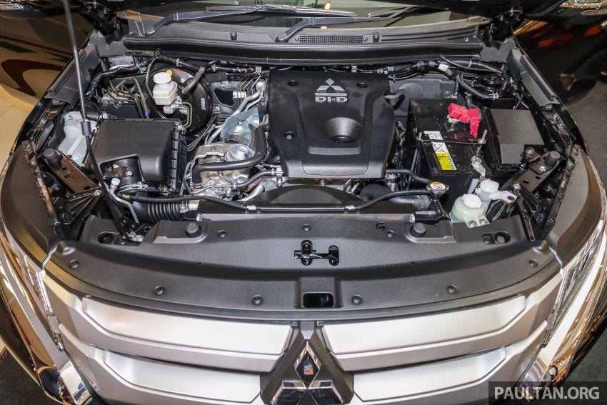 Mitsubishi Triton 2019 dilancarkan di M'sia secara rasmi – 6-kelajuan auto, 5 varian, dari RM100k-RM135k Image #917528