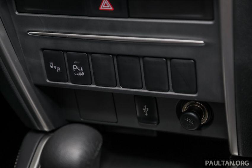 Mitsubishi Triton 2019 dilancarkan di M'sia secara rasmi – 6-kelajuan auto, 5 varian, dari RM100k-RM135k Image #917540