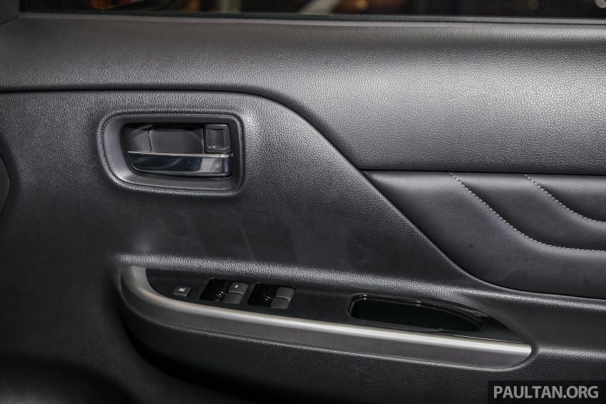 Mitsubishi Triton 2019 dilancarkan di M'sia secara rasmi – 6-kelajuan auto, 5 varian, dari RM100k-RM135k Image #917557