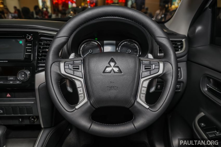 2019 Mitsubishi Triton launched – Dynamic Shield face, 2.4L MIVEC and 6-speed for all, from RM100k Image #917616