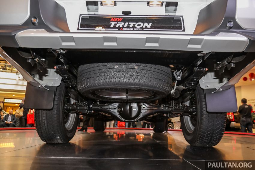 2019 Mitsubishi Triton launched – Dynamic Shield face, 2.4L MIVEC and 6-speed for all, from RM100k Image #917650