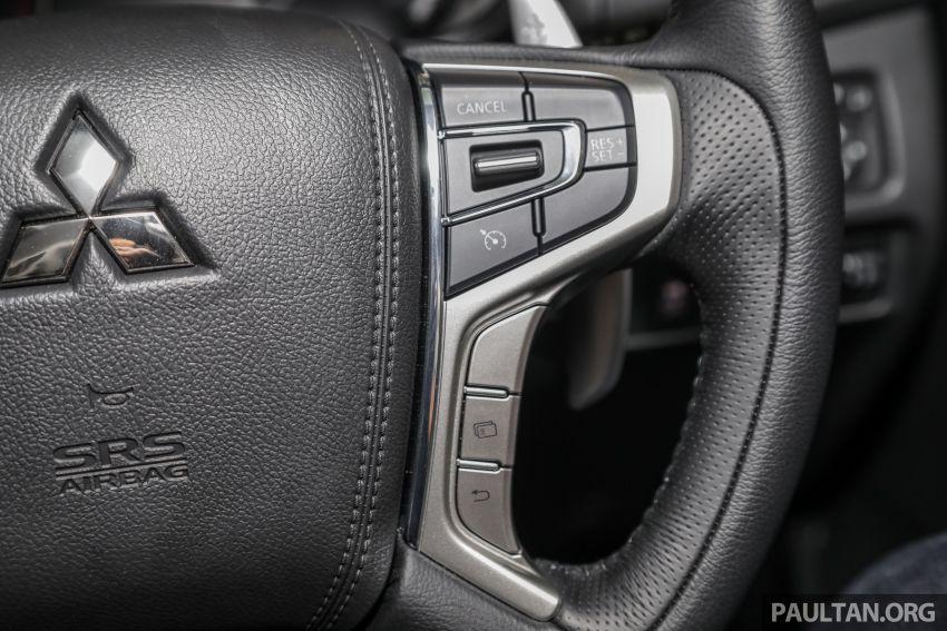 Mitsubishi Triton 2019 dilancarkan di M'sia secara rasmi – 6-kelajuan auto, 5 varian, dari RM100k-RM135k Image #917536