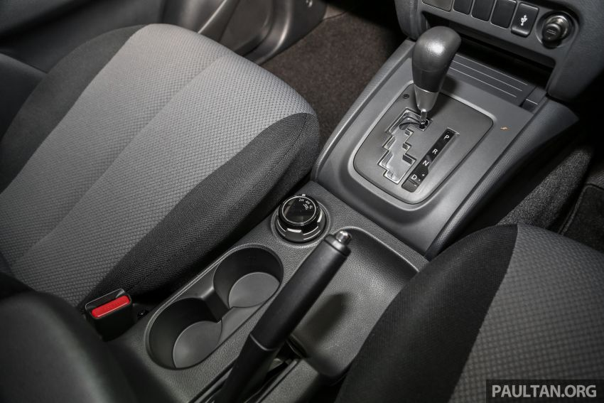 2019 Mitsubishi Triton launched – Dynamic Shield face, 2.4L MIVEC and 6-speed for all, from RM100k Image #917676