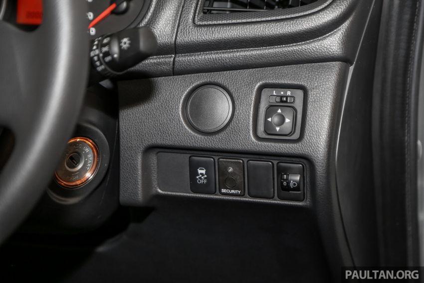 Mitsubishi Triton 2019 dilancarkan di M'sia secara rasmi – 6-kelajuan auto, 5 varian, dari RM100k-RM135k Image #917489