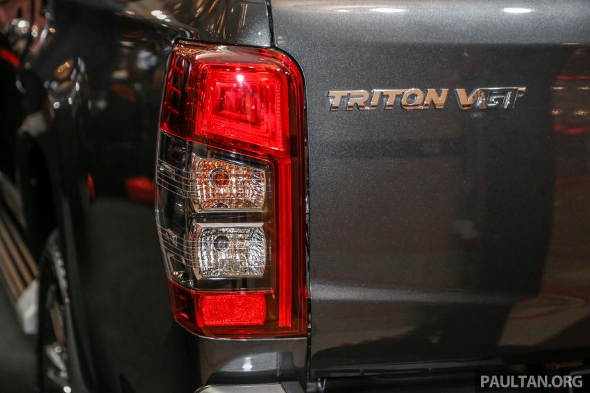 2019 Mitsubishi Triton launched – Dynamic Shield face, 2.4L MIVEC and 6-speed for all, from RM100k Image #917699