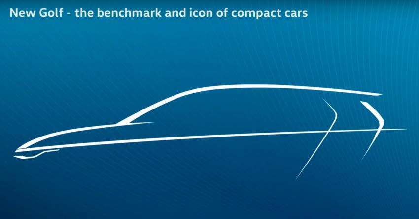 Volkswagen Golf GTI Mk8 boleh tampil dengan 300 PS Image #907539