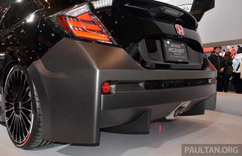 TAS 2019: Mugen Honda Civic Type R RC20GT debuts Image #913938