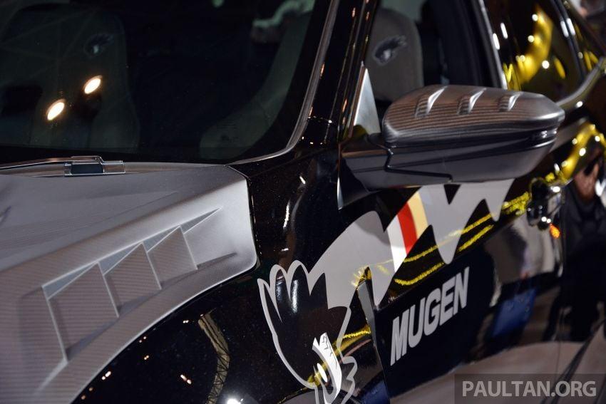 TAS 2019: Mugen Honda Civic Type R RC20GT debuts Image #913952