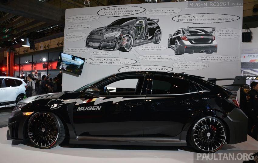TAS 2019: Mugen Honda Civic Type R RC20GT debuts Image #913939