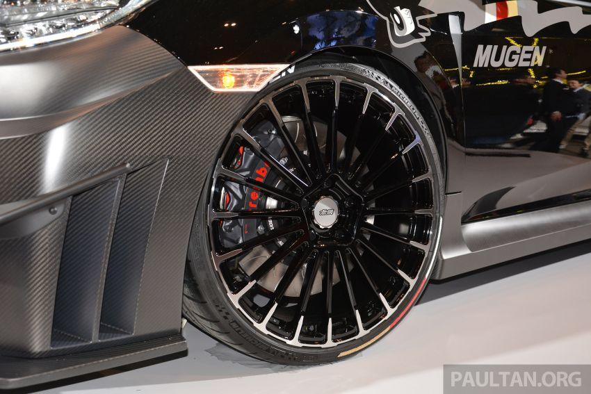 TAS 2019: Mugen Honda Civic Type R RC20GT debuts Image #913946