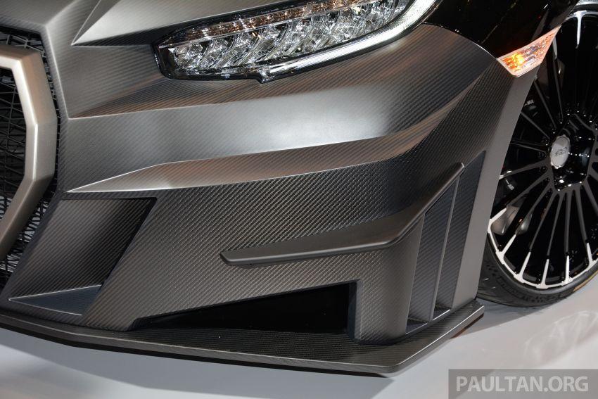 TAS 2019: Mugen Honda Civic Type R RC20GT debuts Image #913947