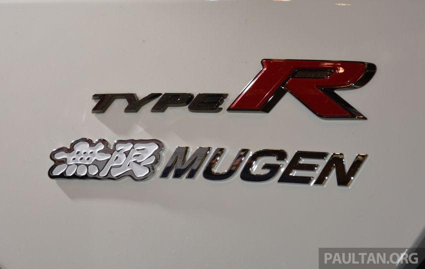 TAS 2019: Mugen Honda Civic Type R FK8 Prototype Image #914031