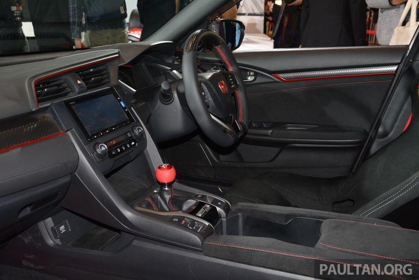 TAS 2019: Mugen Honda Civic Type R FK8 Prototype Image #914035