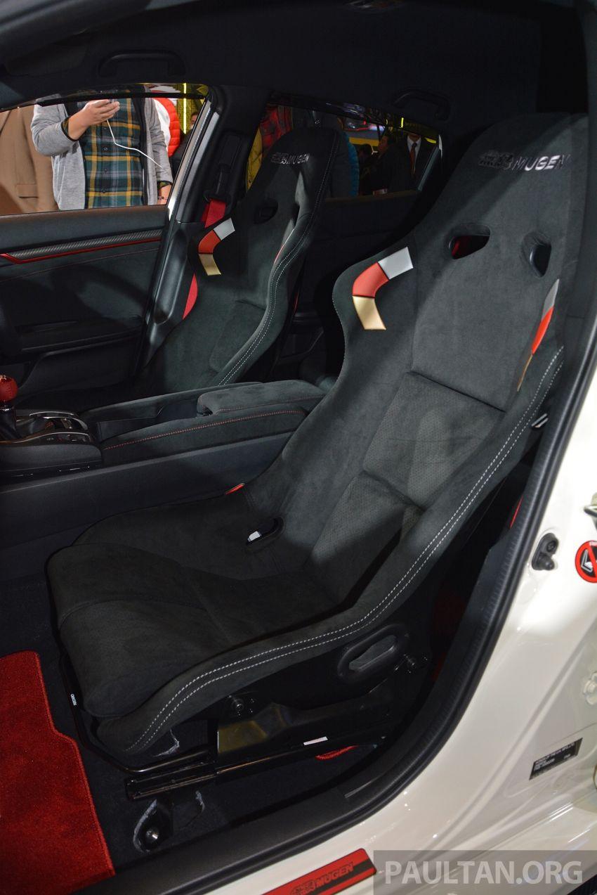 TAS 2019: Mugen Honda Civic Type R FK8 Prototype Image #914041