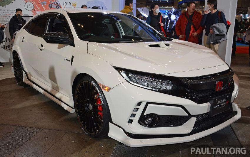 TAS2019: Mugen Honda Civic Type R FK8 Prototype Image #909549