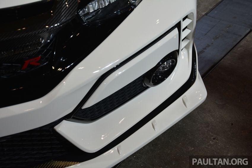 TAS 2019: Mugen Honda Civic Type R FK8 Prototype Image #914043