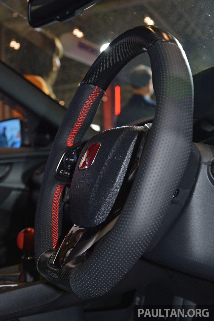 TAS 2019: Mugen Honda Civic Type R FK8 Prototype Image #914047