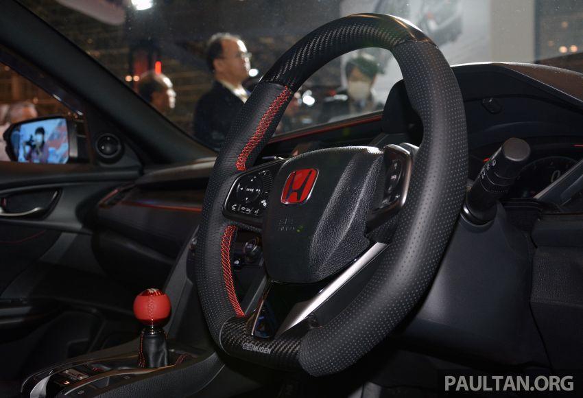 TAS 2019: Mugen Honda Civic Type R FK8 Prototype Image #914048