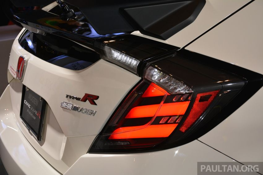 TAS 2019: Mugen Honda Civic Type R FK8 Prototype Image #914052