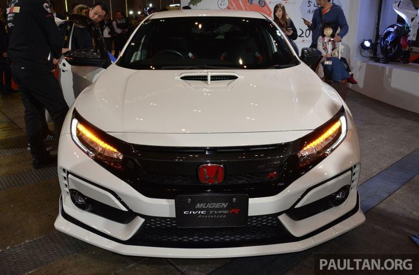 TAS 2019: Mugen Honda Civic Type R FK8 Prototype Image #914024
