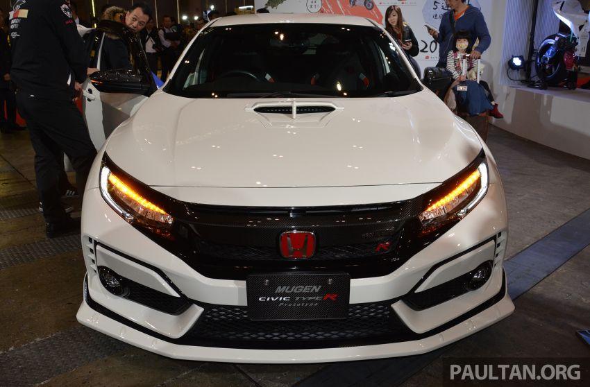 TAS2019: Mugen Honda Civic Type R FK8 Prototype Image #909531