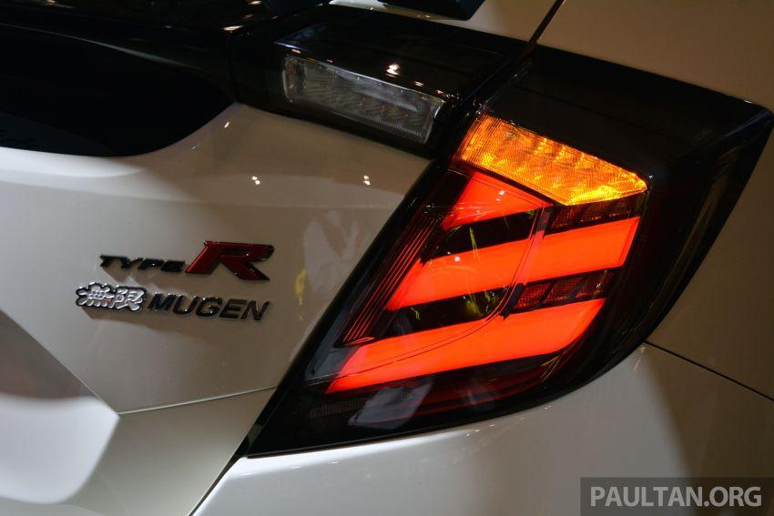 TAS 2019: Mugen Honda Civic Type R FK8 Prototype Image #914025