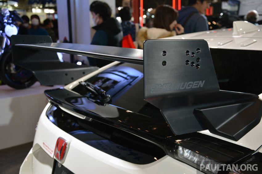 TAS 2019: Mugen Honda Civic Type R FK8 Prototype Image #914027