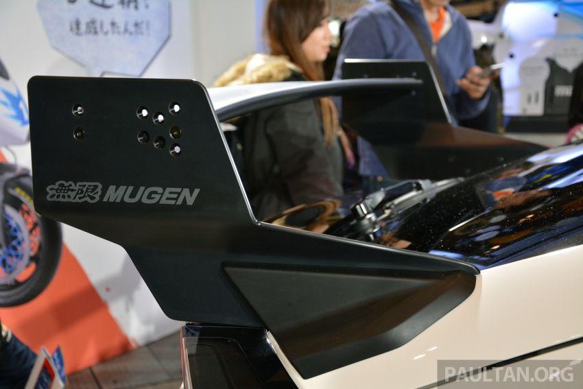 TAS 2019: Mugen Honda Civic Type R FK8 Prototype Image #914028