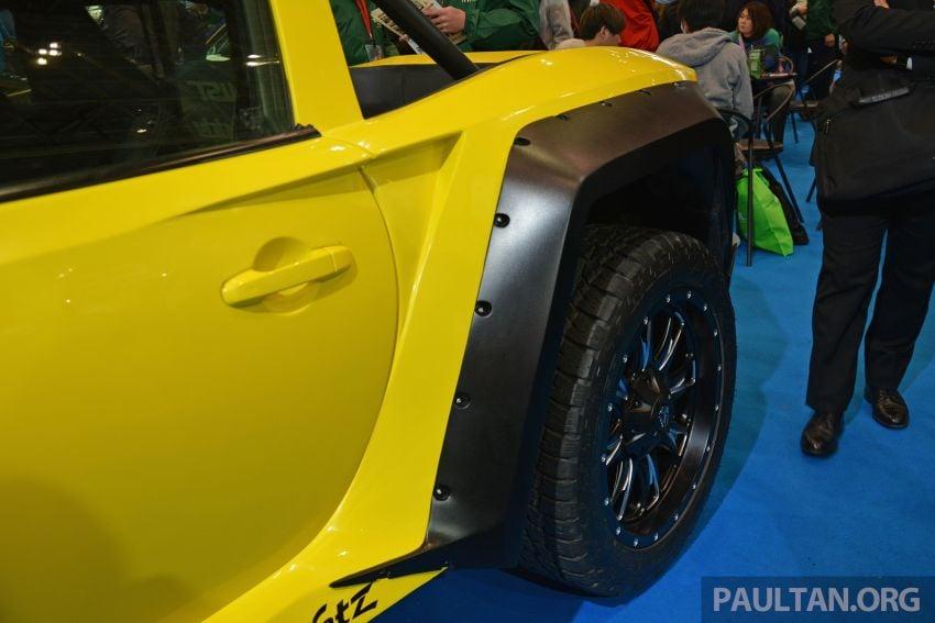 TAS 2019: NATS Urus 86 – a 3-in-1 car like nothing else Image #914079