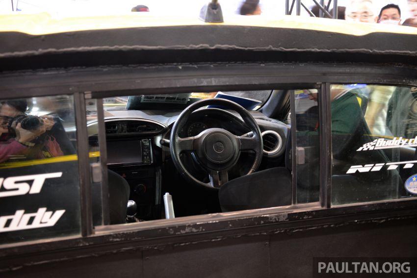 TAS 2019: NATS Urus 86 – a 3-in-1 car like nothing else Image #914070