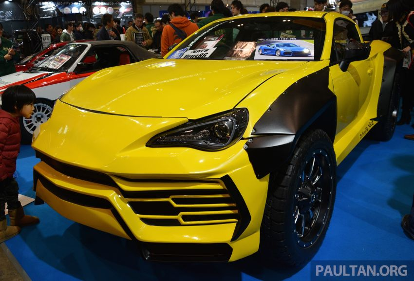 TAS 2019: NATS Urus 86 – a 3-in-1 car like nothing else Image #914073