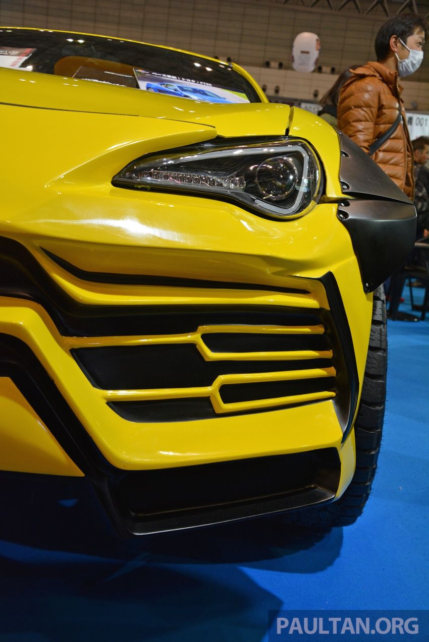 TAS 2019: NATS Urus 86 – a 3-in-1 car like nothing else Image #914075