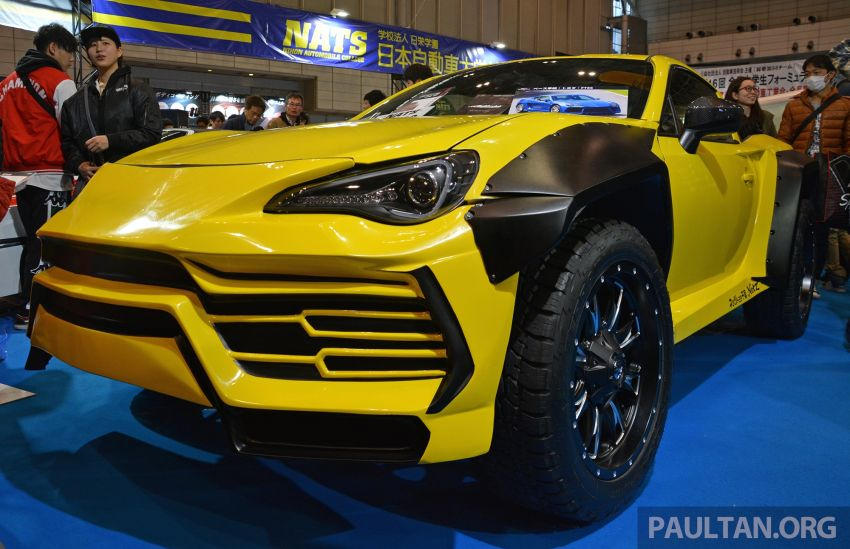 TAS 2019: NATS Urus 86 – a 3-in-1 car like nothing else Image #914077