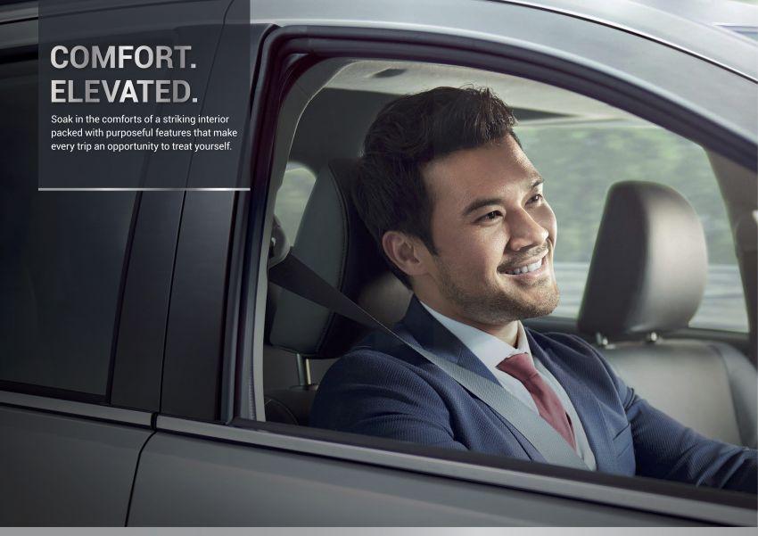 Perodua Aruz dilancar – dua varian, tujuh tempat duduk, 1.5L, ASA 2.0, harga RM72,900 dan RM77,900 Image #911060