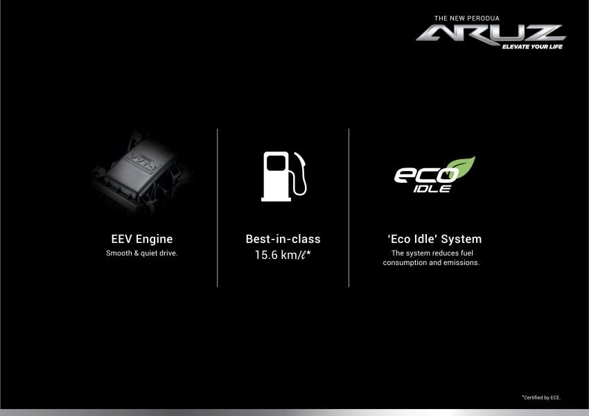Perodua Aruz dilancar – dua varian, tujuh tempat duduk, 1.5L, ASA 2.0, harga RM72,900 dan RM77,900 Image #911051