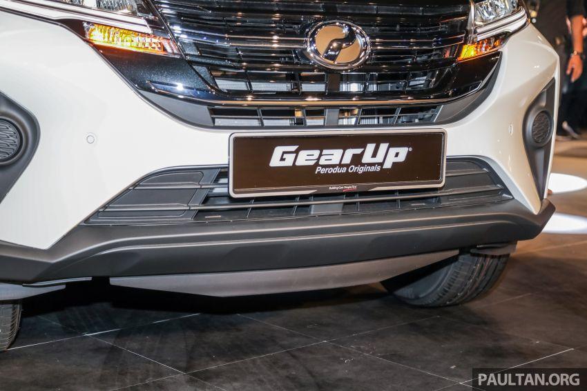 Perodua Aruz dilancar – dua varian, tujuh tempat duduk, 1.5L, ASA 2.0, harga RM72,900 dan RM77,900 Image #911247