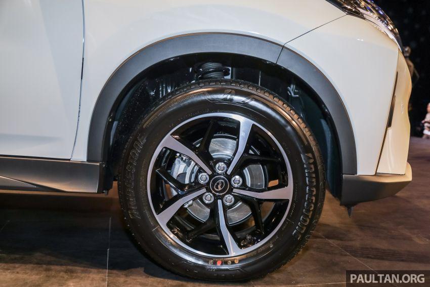 Perodua Aruz dilancar – dua varian, tujuh tempat duduk, 1.5L, ASA 2.0, harga RM72,900 dan RM77,900 Image #911257