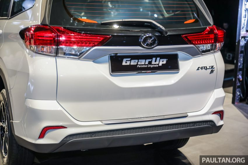 2019 Perodua Aruz SUV launched in Malaysia – seven seats; ASA 2.0; two variants; RM72,900 and RM77,900 Image #911226