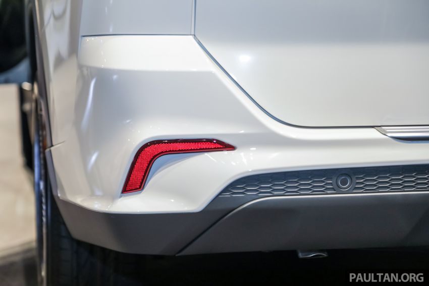 2019 Perodua Aruz SUV launched in Malaysia – seven seats; ASA 2.0; two variants; RM72,900 and RM77,900 Image #911229