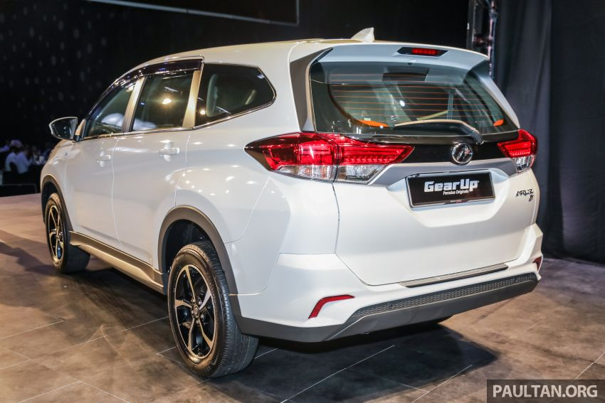 2019 Perodua Aruz SUV launched in Malaysia – seven seats; ASA 2.0; two variants; RM72,900 and RM77,900 Image #911211