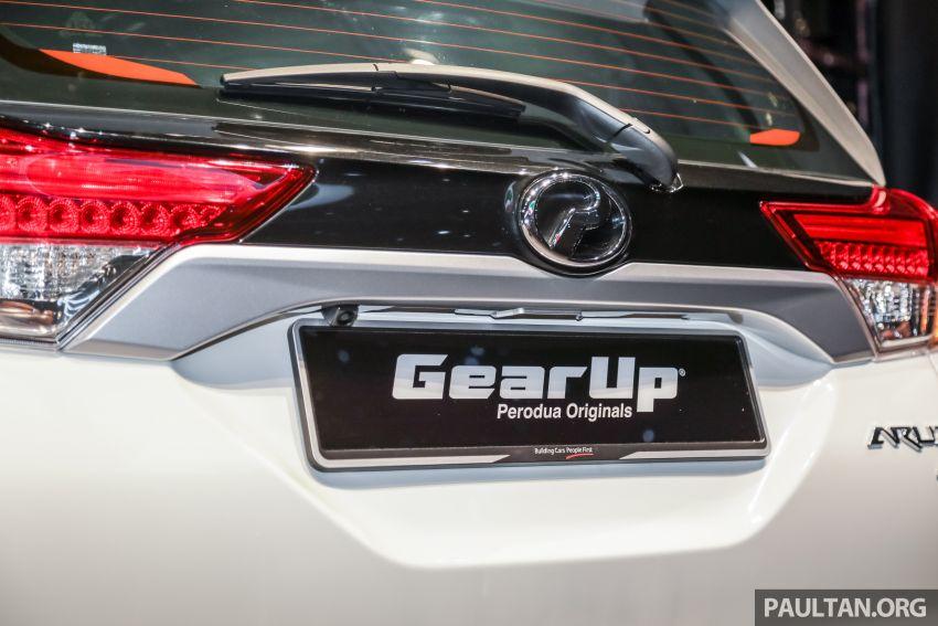 Perodua Aruz dilancar – dua varian, tujuh tempat duduk, 1.5L, ASA 2.0, harga RM72,900 dan RM77,900 Image #911268