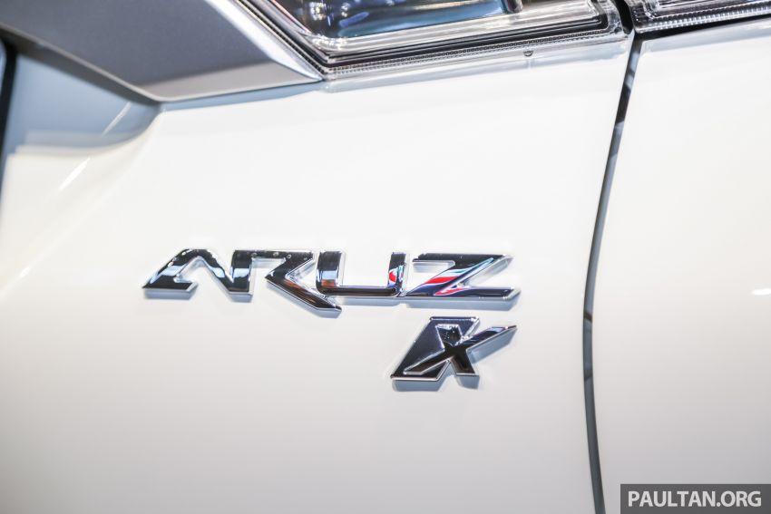 Perodua Aruz dilancar – dua varian, tujuh tempat duduk, 1.5L, ASA 2.0, harga RM72,900 dan RM77,900 Image #911274
