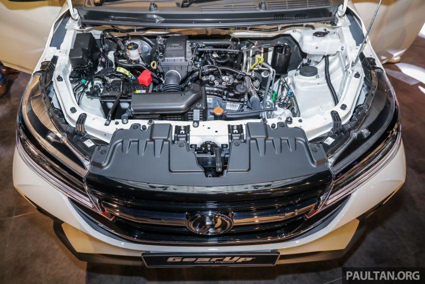 Perodua Aruz dilancar – dua varian, tujuh tempat duduk, 1.5L, ASA 2.0, harga RM72,900 dan RM77,900 Image #911276