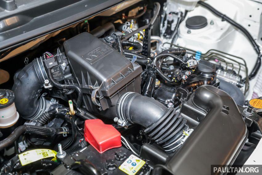 Perodua Aruz dilancar – dua varian, tujuh tempat duduk, 1.5L, ASA 2.0, harga RM72,900 dan RM77,900 Image #911278