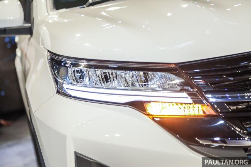 Perodua Aruz dilancar – dua varian, tujuh tempat duduk, 1.5L, ASA 2.0, harga RM72,900 dan RM77,900 Image #911241