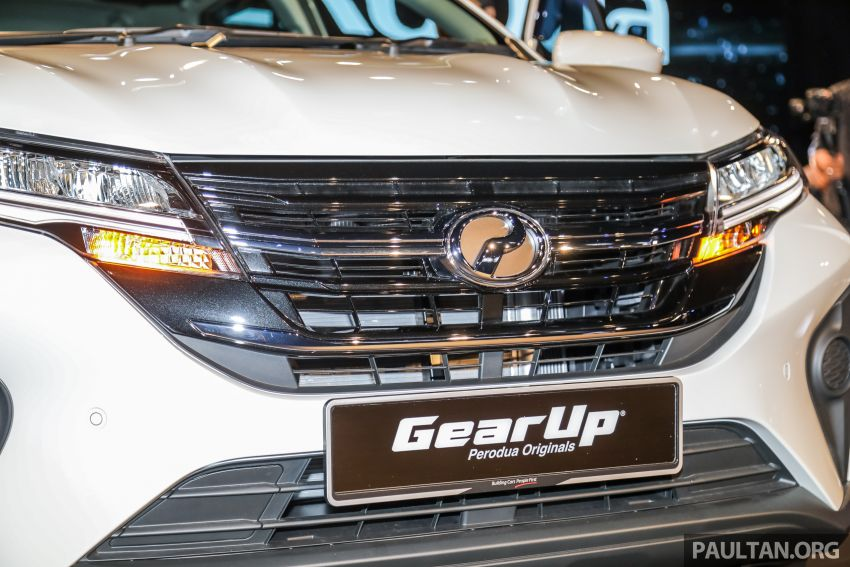 2019 Perodua Aruz SUV launched in Malaysia – seven seats; ASA 2.0; two variants; RM72,900 and RM77,900 Image #911218