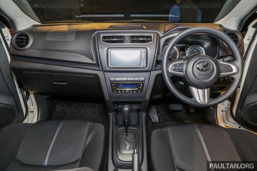 Perodua Aruz dilancar – dua varian, tujuh tempat duduk, 1.5L, ASA 2.0, harga RM72,900 dan RM77,900 Image #911280