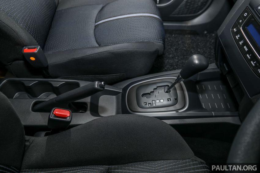 Perodua Aruz dilancar – dua varian, tujuh tempat duduk, 1.5L, ASA 2.0, harga RM72,900 dan RM77,900 Image #911309