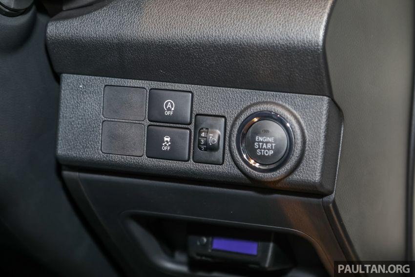 Perodua Aruz dilancar – dua varian, tujuh tempat duduk, 1.5L, ASA 2.0, harga RM72,900 dan RM77,900 Image #911318
